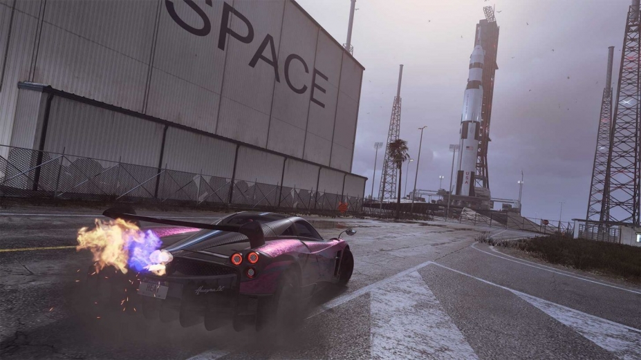 《極品飛車21:熱度》游戲截圖