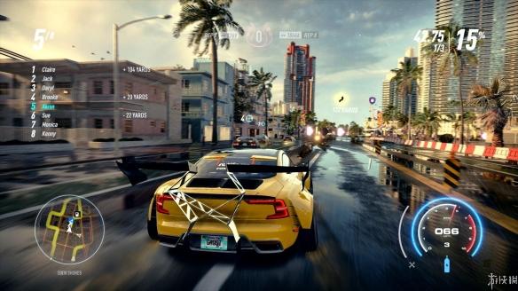 《极品飞车21:热度》游戏截图-2