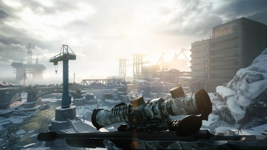 《狙击手:幽灵战士契约》beplay体育登陆不了截图3