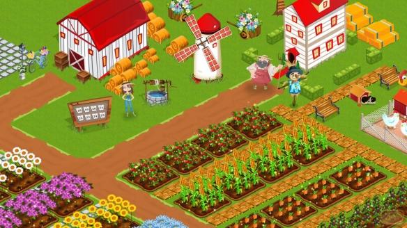 《希望牧场》游戏截图
