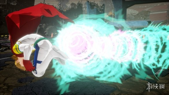 《我的英雄学院:我的正义2》游戏截图