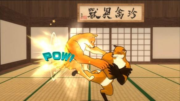 《动物之斗》游戏截图