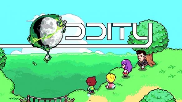 《Oddity》游戏截图