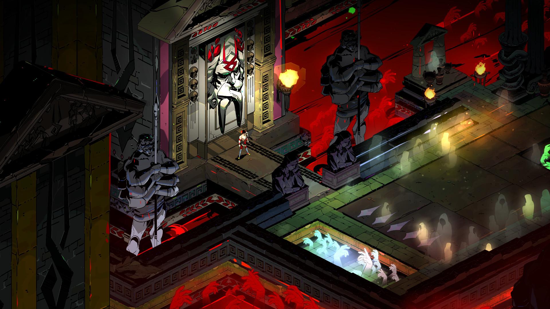 哈迪斯:杀出地狱/哈迪斯地狱之战/黑帝斯 新版v1.37133/Hades: Battle Out of Hell(更新v1.37133)插图2