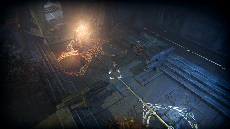《鋼鐵危機》游戲截圖