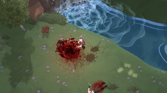 《维京复仇》游戏截图