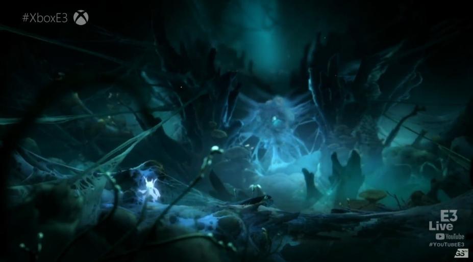 《奧日與鬼火意志》游戲截圖-3