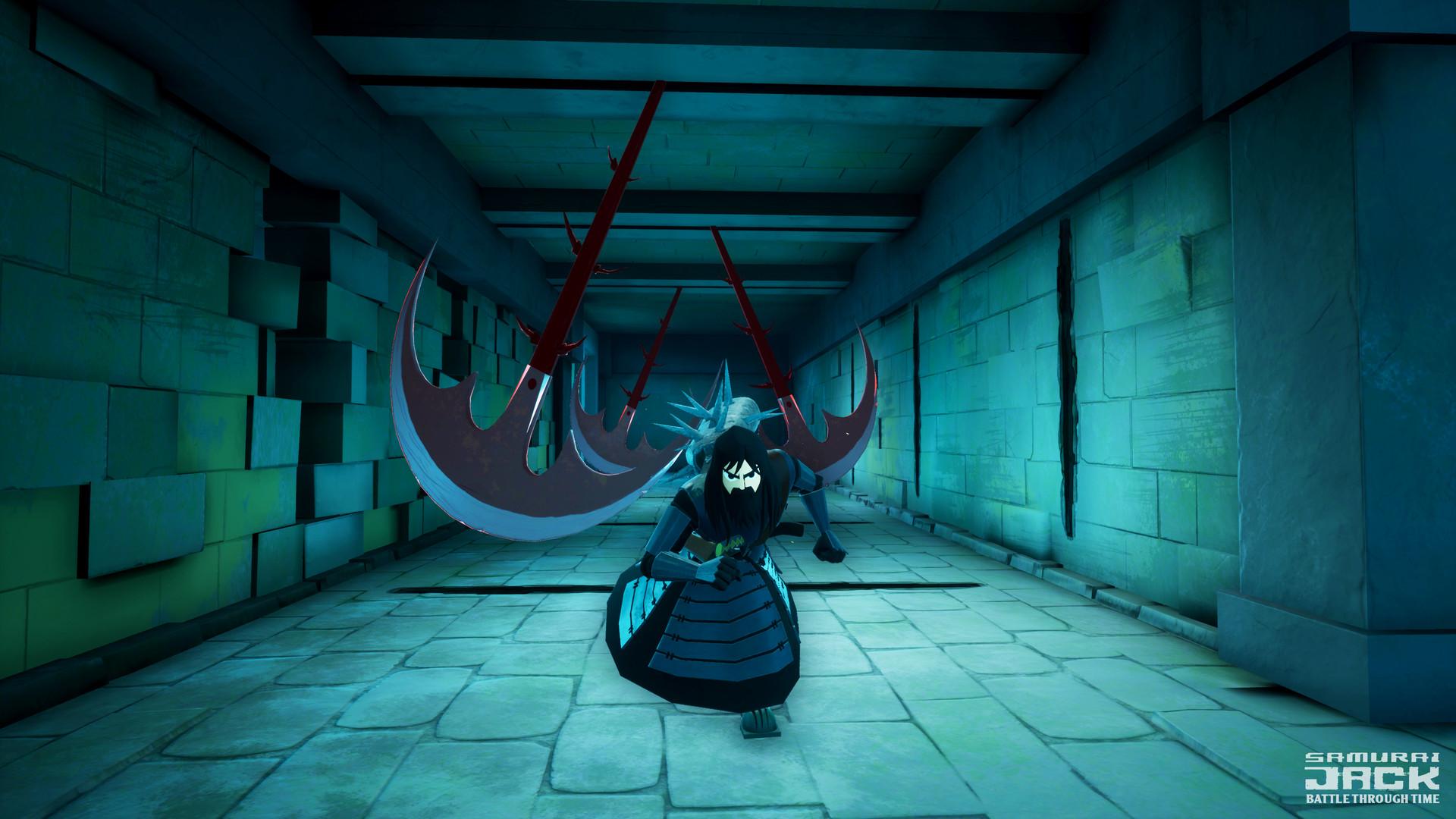武士杰克:穿越时空的战斗/Samurai Jack: Battle Through Time