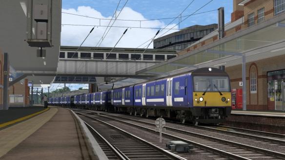 《英国铁路之旅》5分排列3走势—5分快三截图