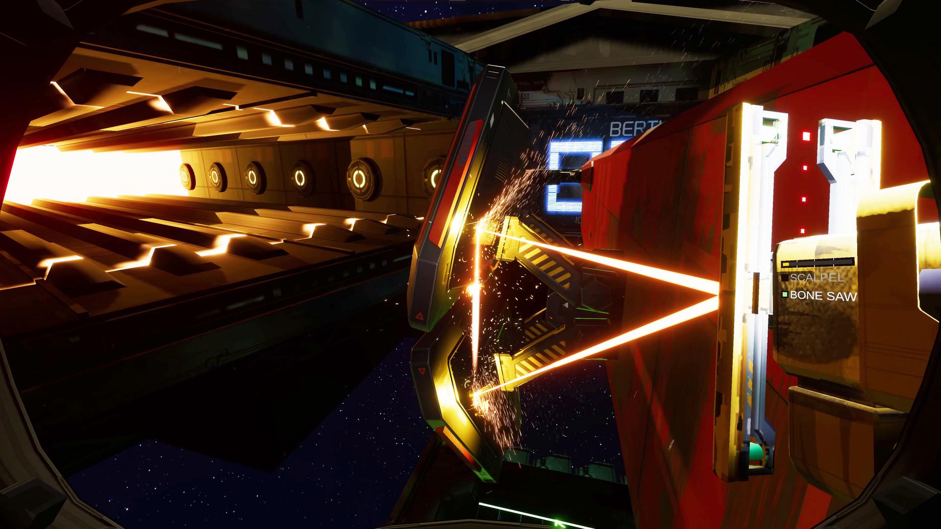 迷走深空:碎舰师/Hardspace: Shipbreaker插图11