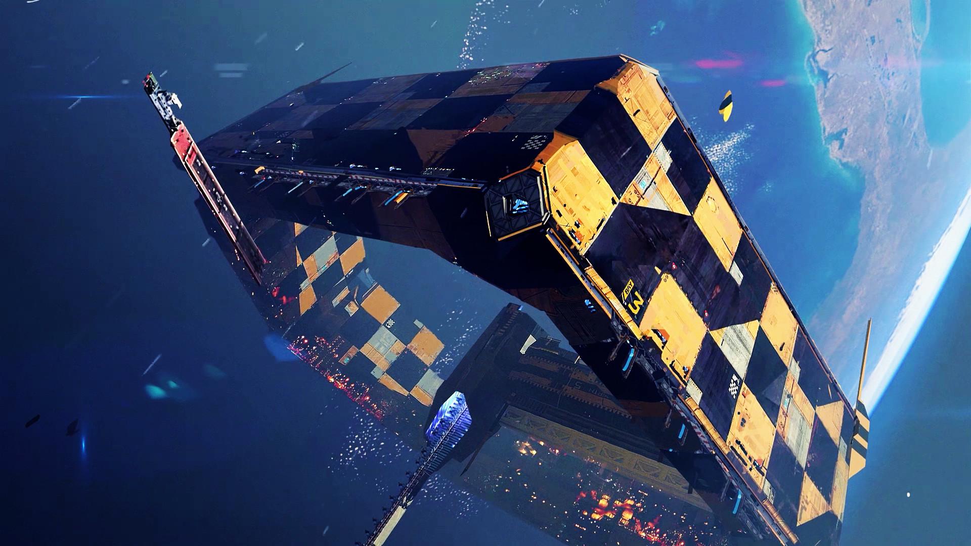 迷走深空:碎舰师/Hardspace: Shipbreaker插图13