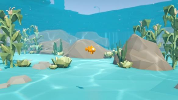 《我是鱼》游戏截图