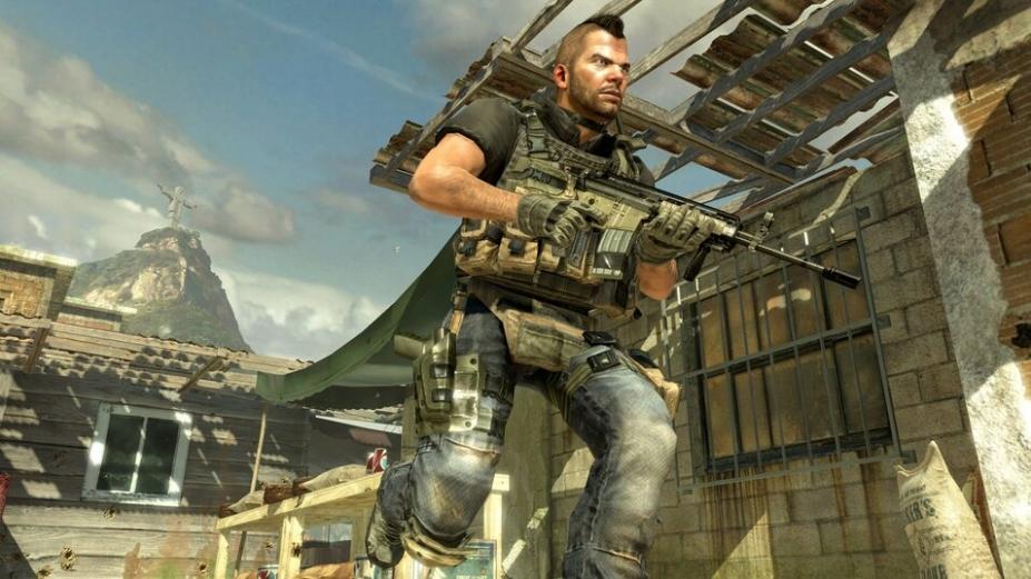 《使命召喚6:現代戰爭2重制版》游戲截圖-1