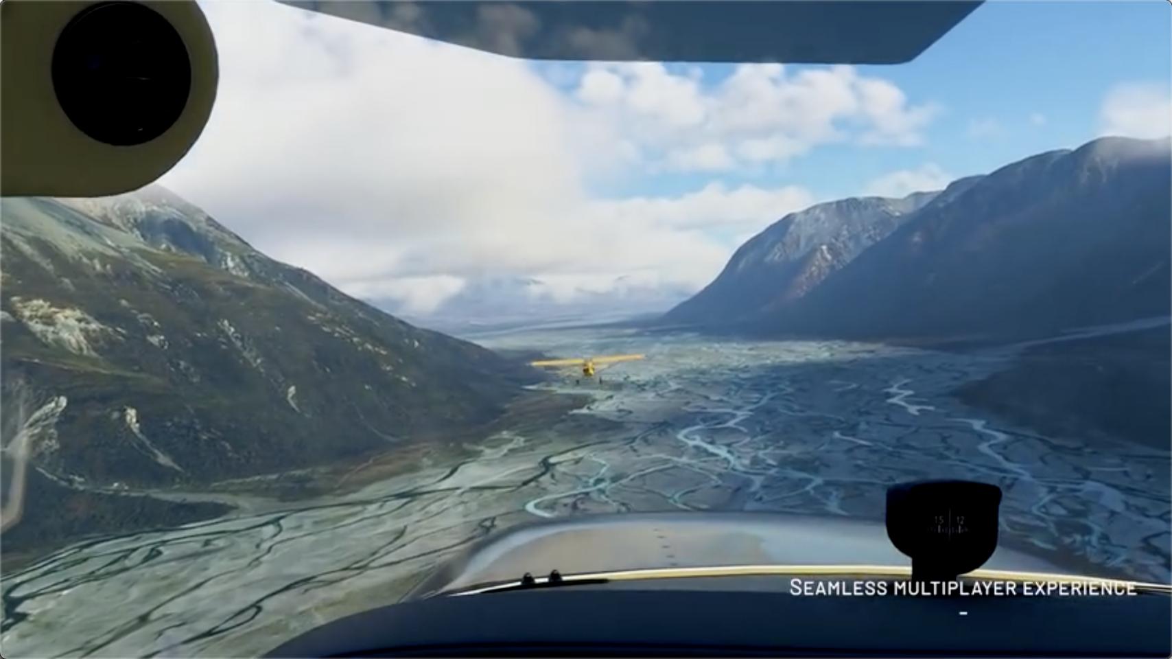 微软飞行模拟2020/Microsoft Flight Simulator插图5