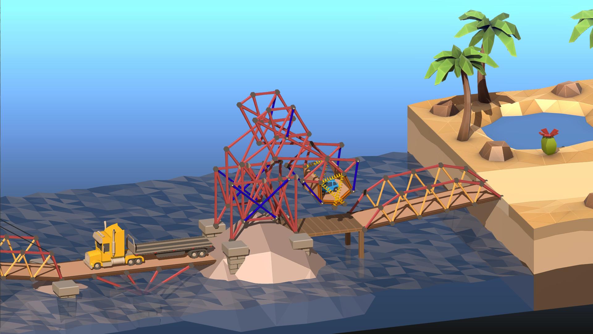 桥梁建造师2/Poly Bridge 2