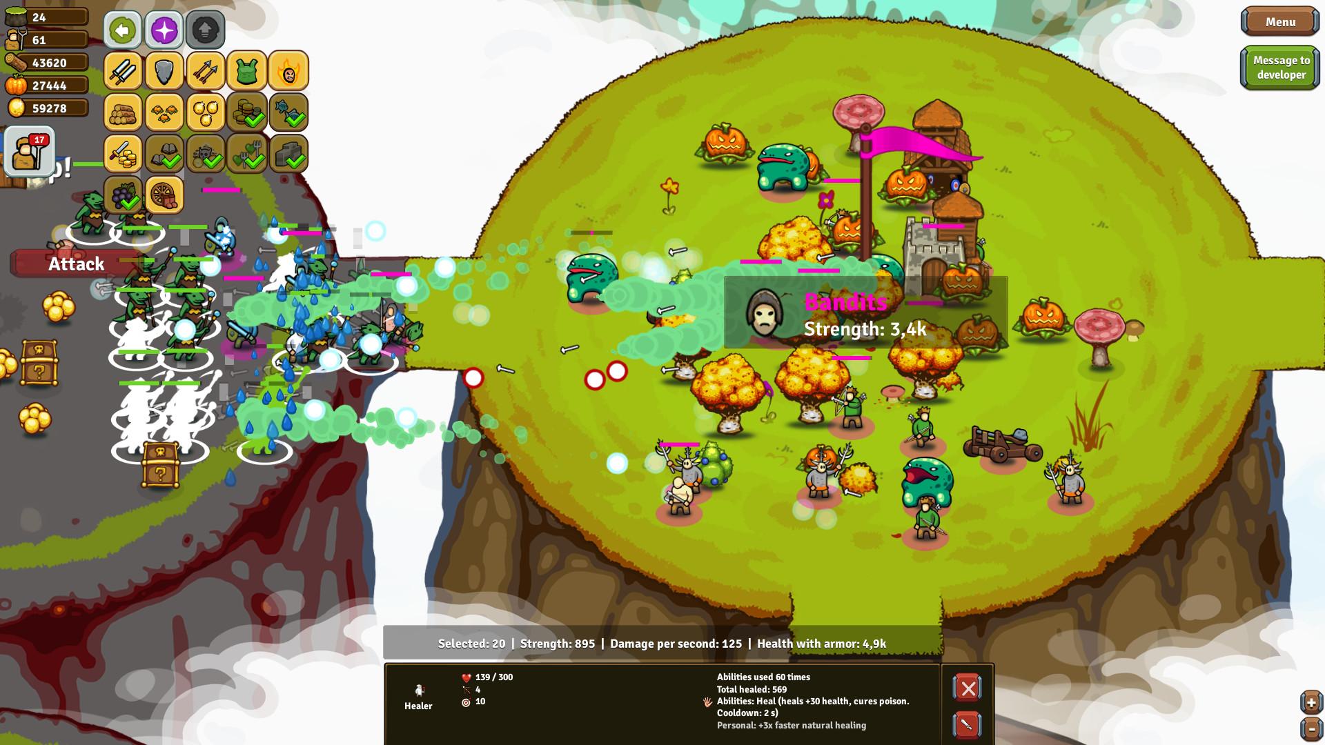 环形帝国对决/Circle Empires Rivals单机.局域网联机插图4