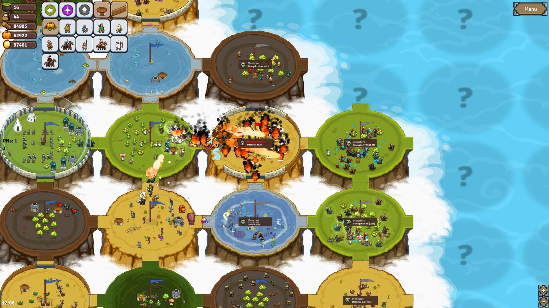 环形帝国对决/Circle Empires Rivals单机.局域网联机插图7