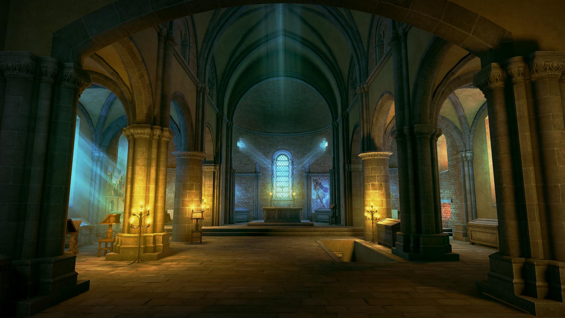 达芬奇密室2/The House of Da Vinci 2插图4