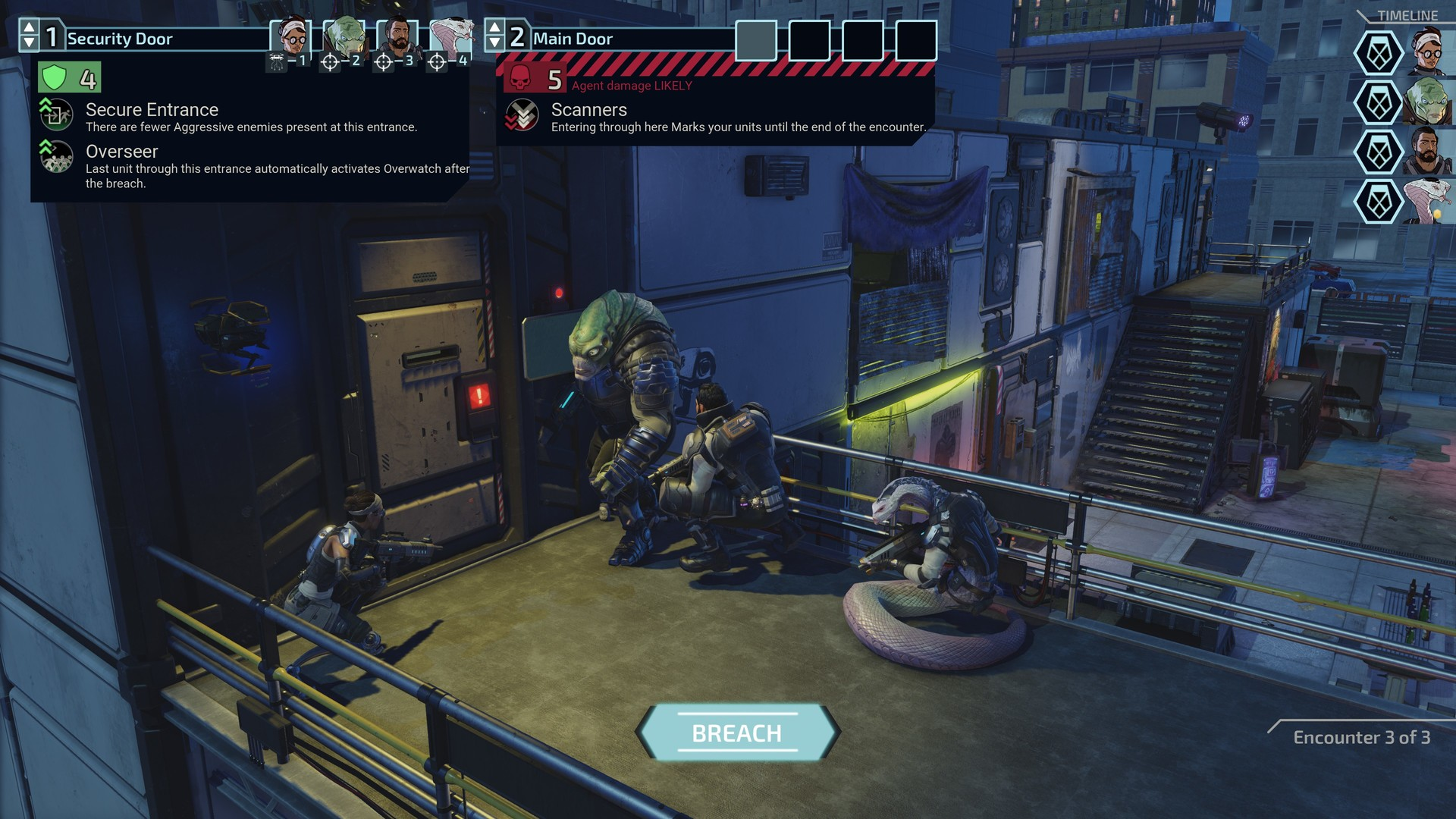 幽浮:奇美拉战队/XCOM®: Chimera Squad插图