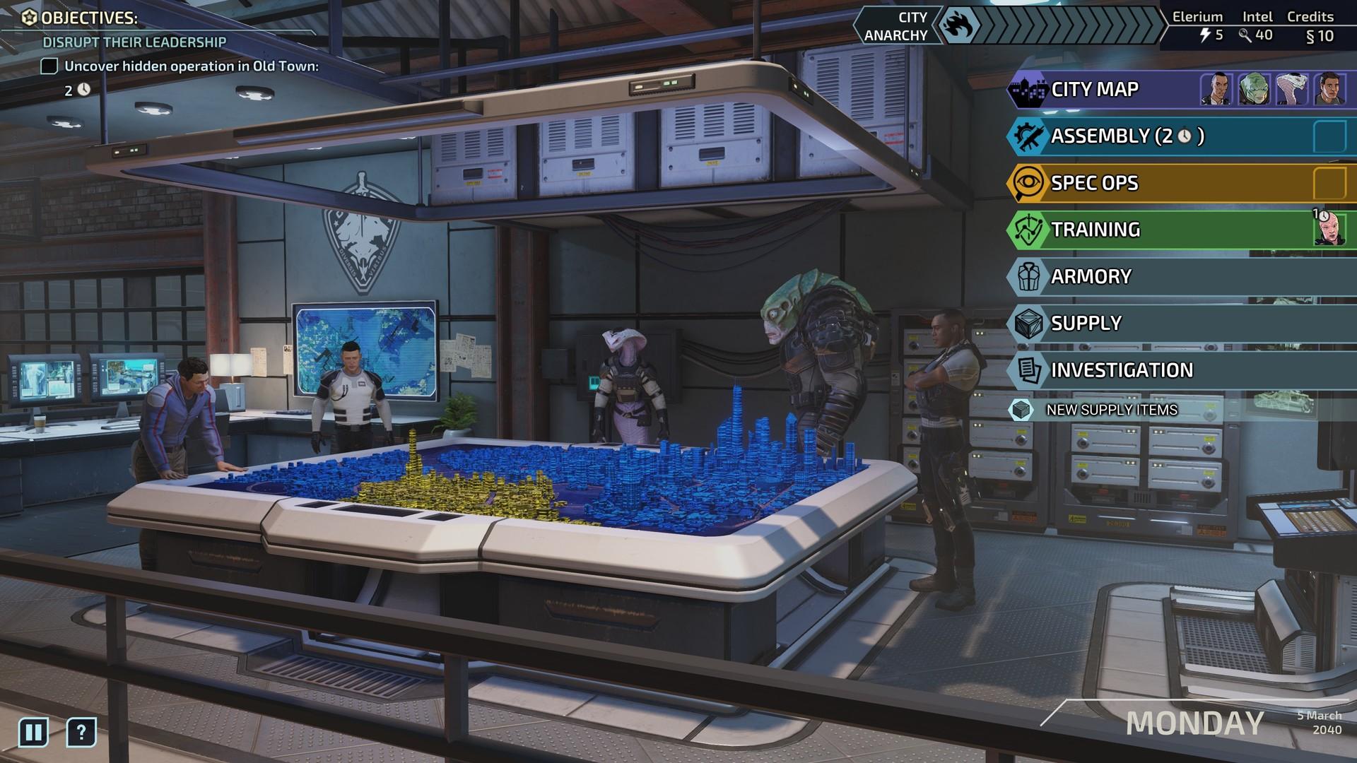 幽浮:奇美拉战队/XCOM®: Chimera Squad插图1