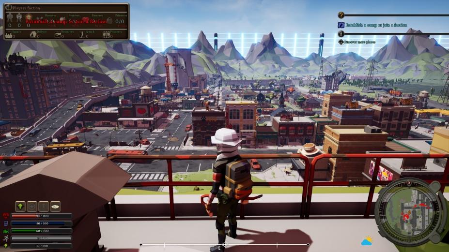 《天堂世界》游戏截图