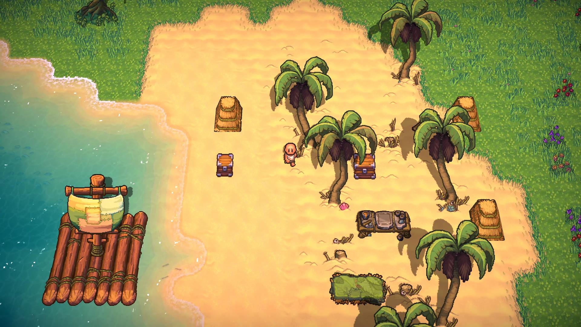 岛屿幸存者/The Survivalists