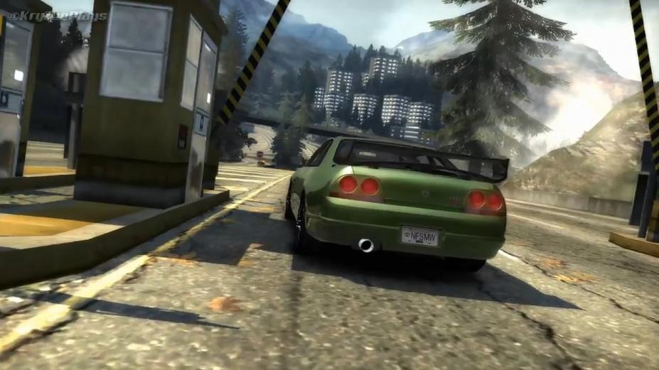《極品飛車最高通緝:2020回歸》游戲截圖