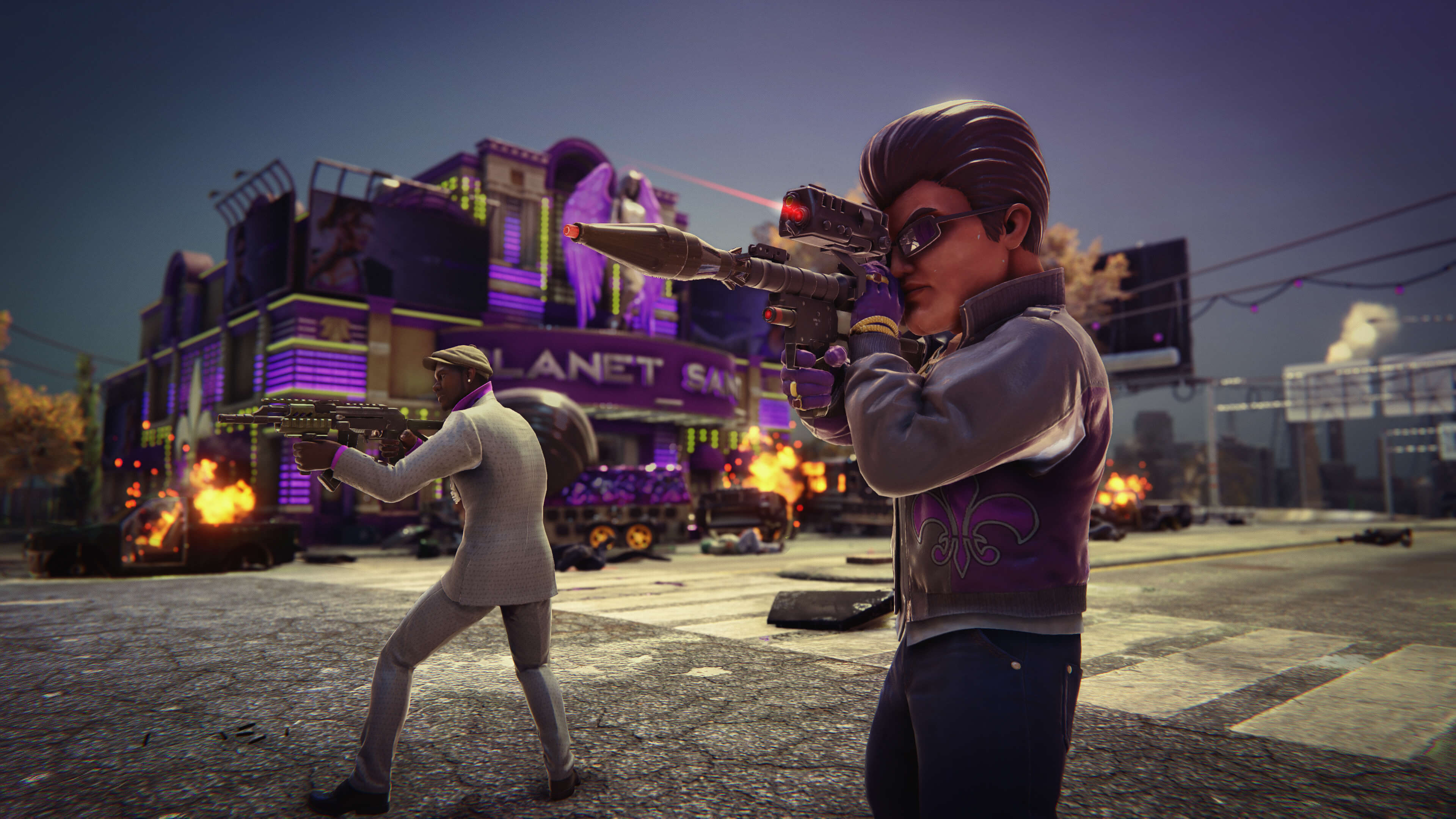 黑道圣徒3:复刻版/Saints Row: The Third™ Remastered插图3