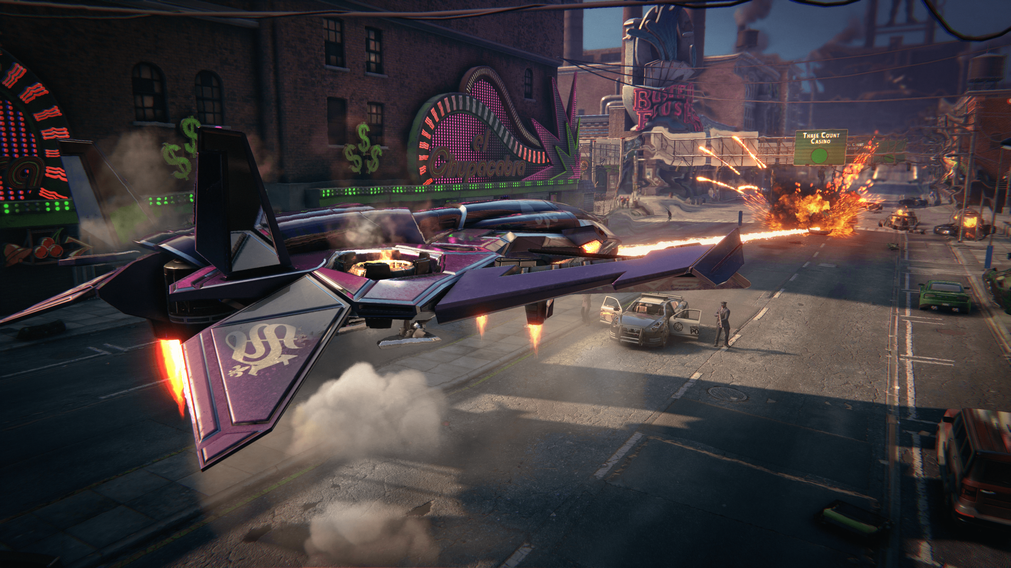 黑道圣徒3:复刻版/Saints Row: The Third™ Remastered插图5