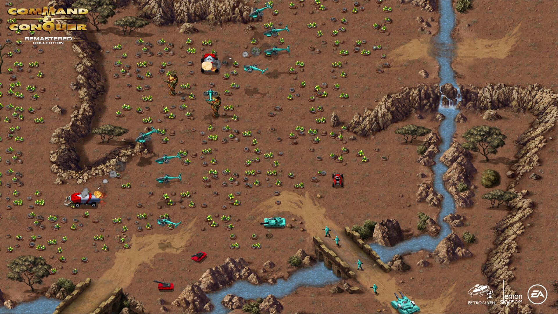 红色警戒/命令与征服:重制版/Command and Conquer:Remastered插图4