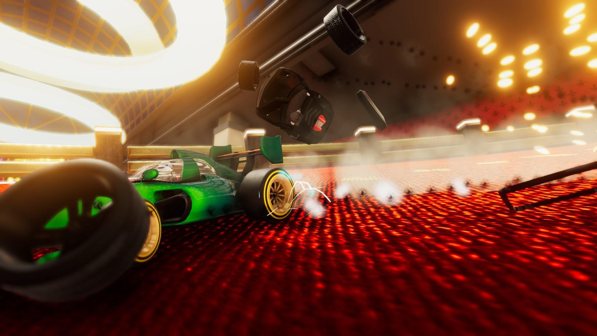 超级玩具车2/单机.网络联机