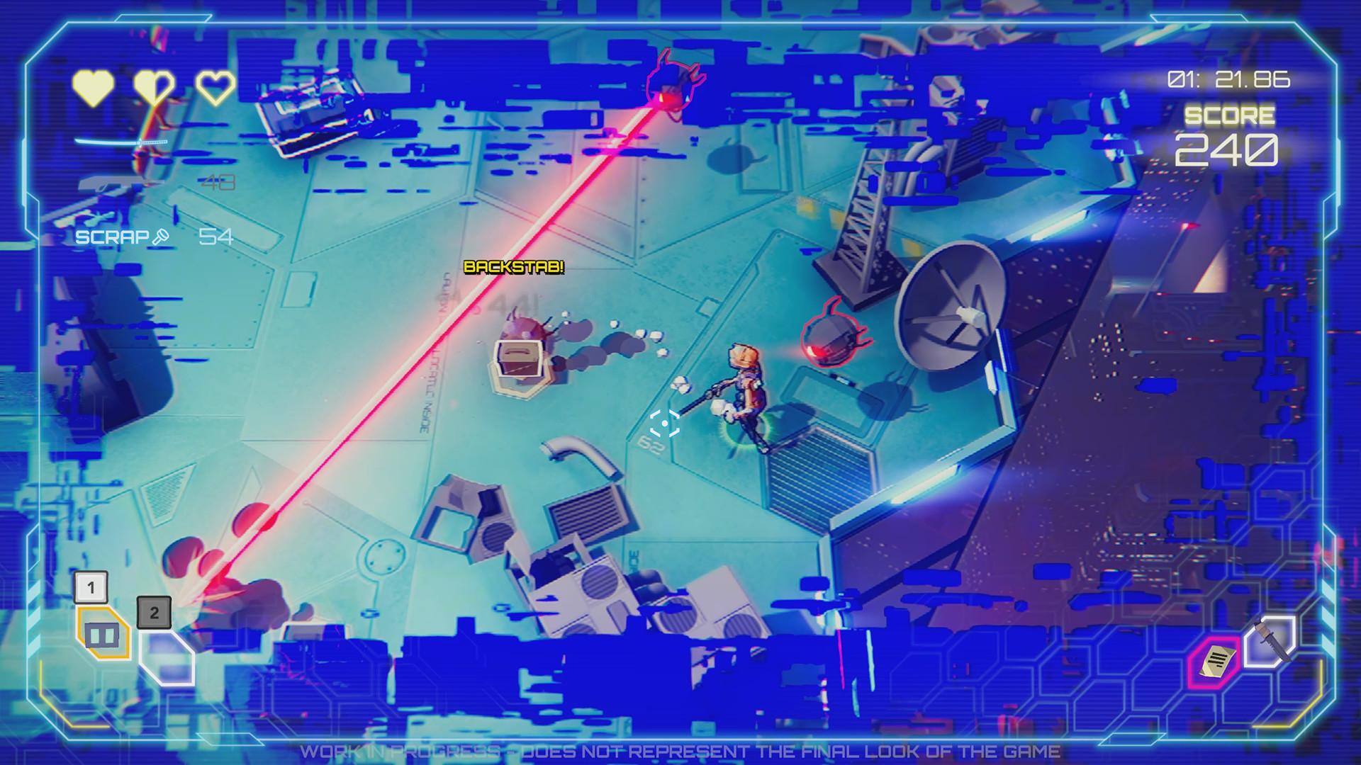 致命游民复仇者/Danger Scavenger插图1