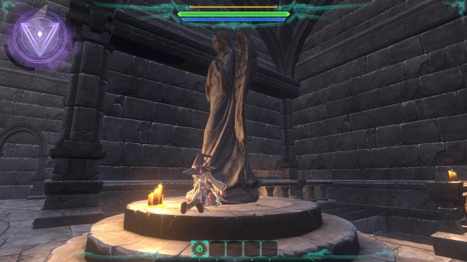 《小魔女諾貝塔》游戲截圖