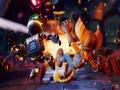 《瑞奇与叮当:Rift Apart》游戏截图-6小图