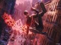 《蜘蛛侠:迈尔斯莫拉莱斯》游戏截图-3小图