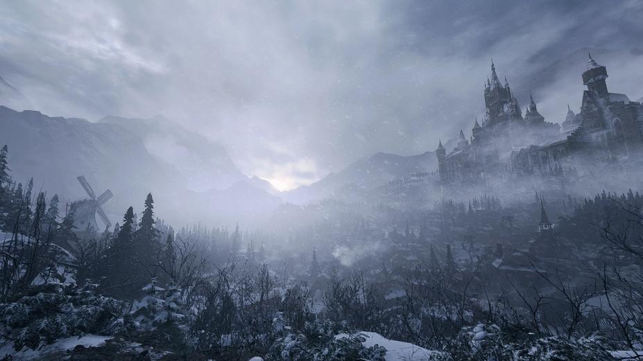《生化危机8:Village》游戏截图