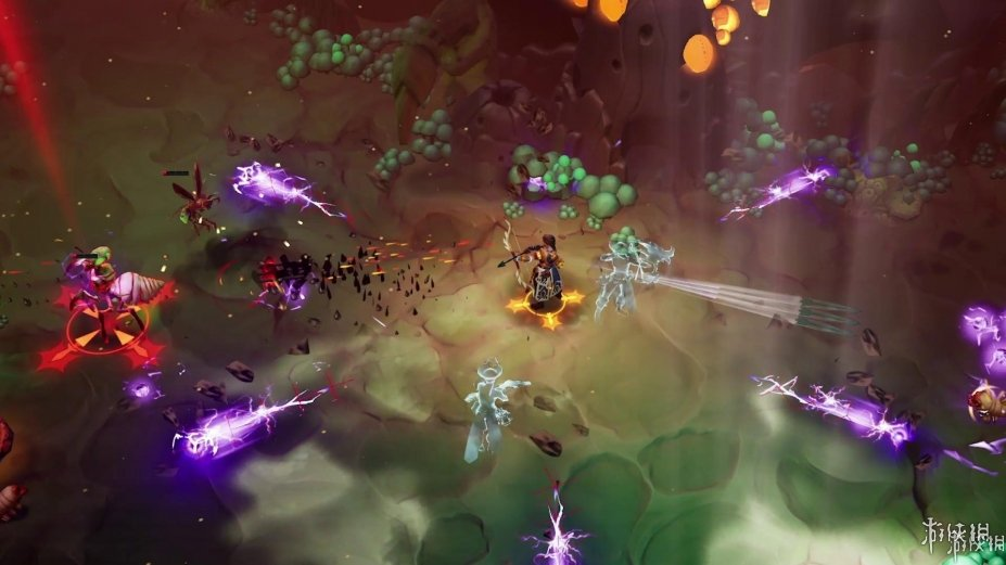 《火炬之光3》游戲截圖