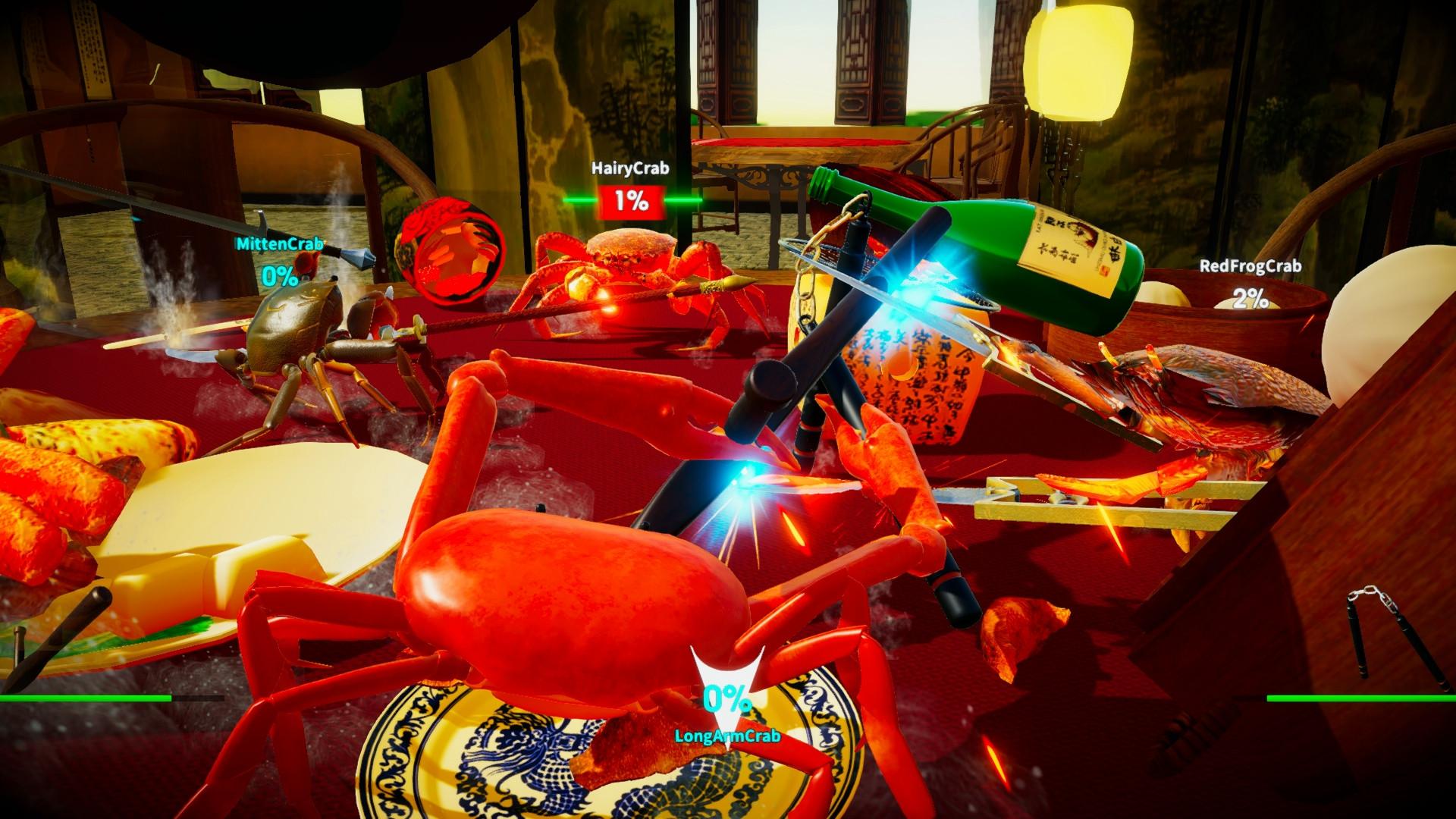 螃蟹大战/Fight Crab