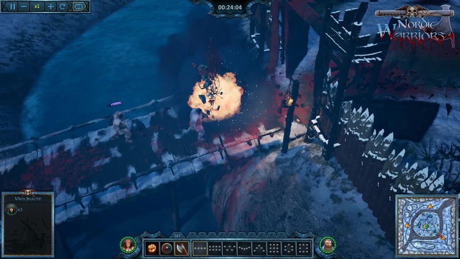 《北歐勇士》游戲截圖