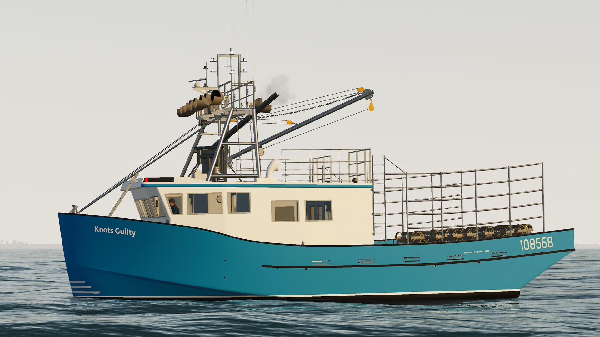 钓鱼:北大西洋/Fishing: North Atlantic