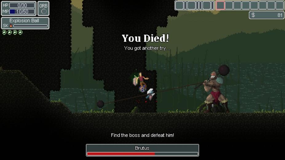 《抹茶勇士》游戲截圖
