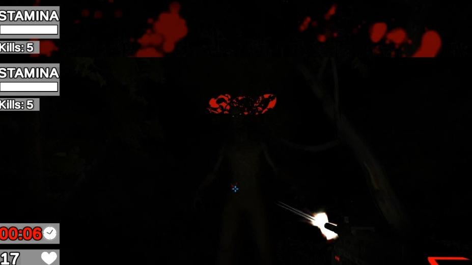 《僵尸恐怖》游戲截圖
