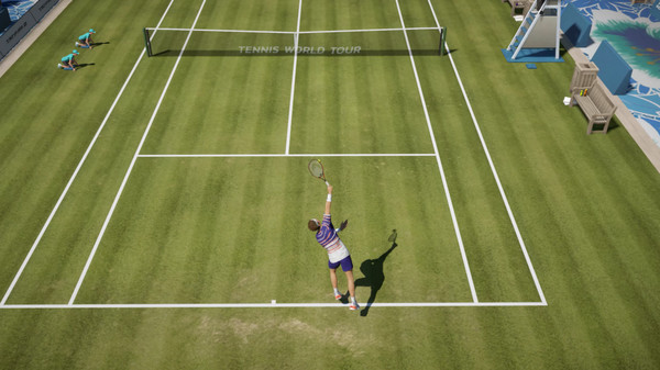 《网球世界巡回赛2》游戏截图