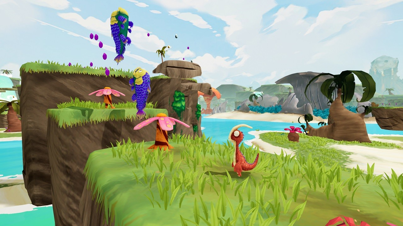 巨龙游戏/Gigantosaurus The Game