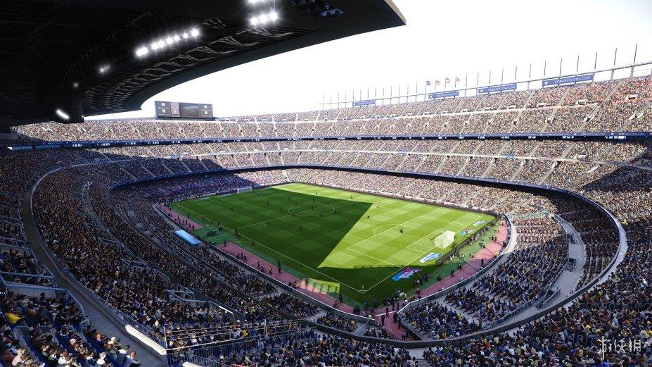 《实况足球2021》游戏截图