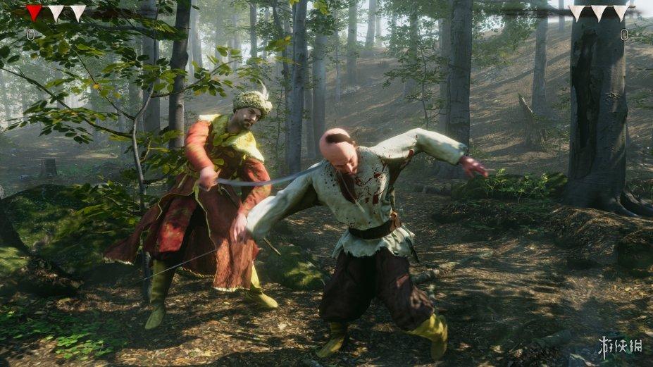 《地狱剑术》游戏截图