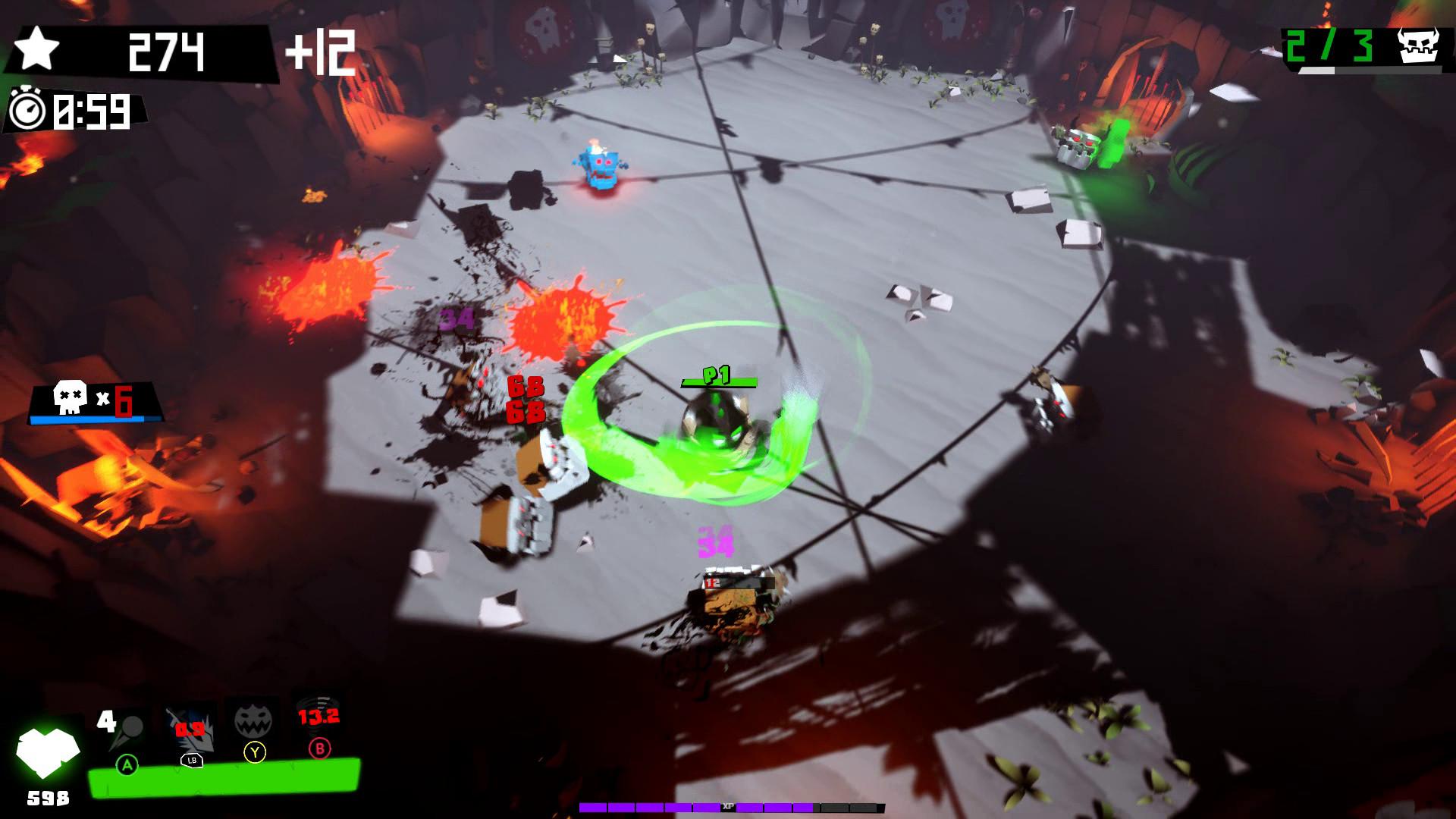 方块人:竞技场/Cubers: Arena插图3