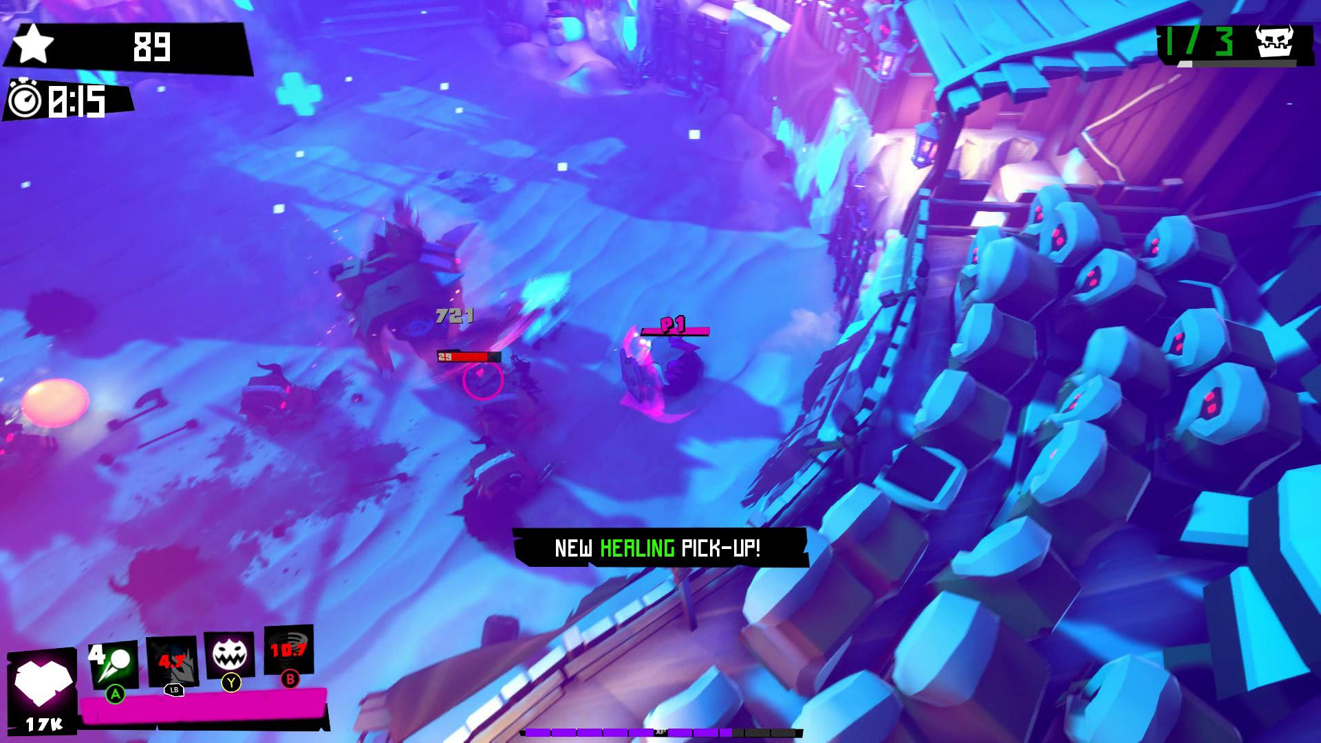 方块人:竞技场/Cubers: Arena插图4