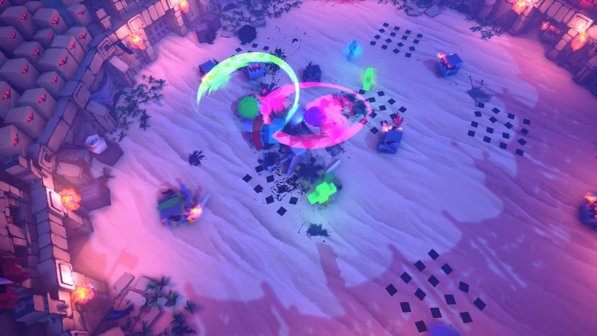 方块人:竞技场/Cubers: Arena插图8