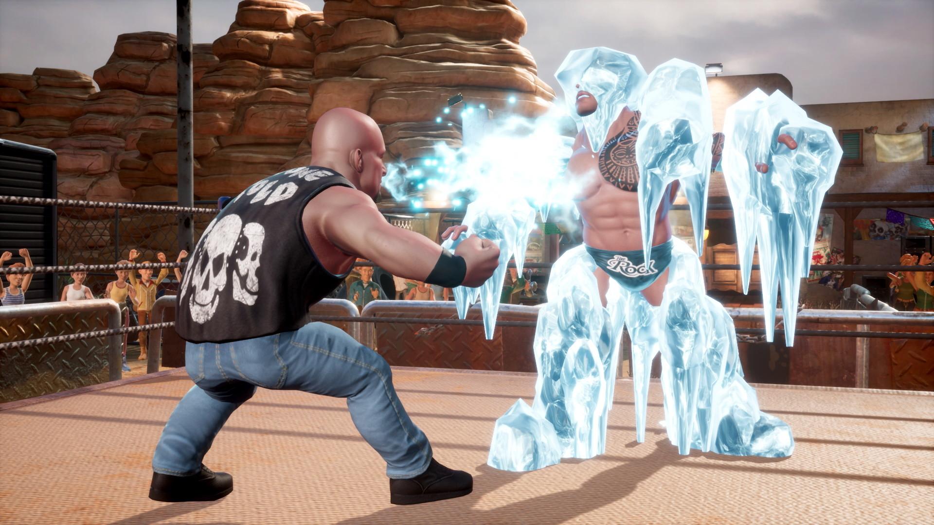 WWE 2K竞技场/WWE 2K BATTLEGROUNDS